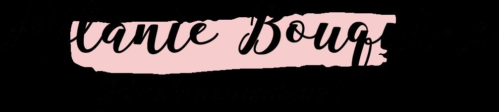 Logo Mélanie Bouquine